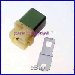 10PCS/lot Relay AT154924 for John Deere Excavator 450LC 550LC 690ELC 80