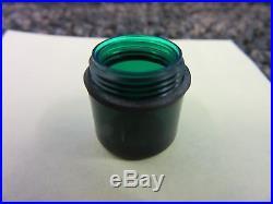 12 John Deere 230 Excavator Green Indicator Lamp Light Lens Doosan 43203900 New