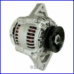 1400-0547, Alternator for John Deere 3120, 3320, 3520, 35D COMPACT EXCAVATOR, 3