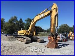 1999 John Deere 270D Hydraulic Crawler Excavator
