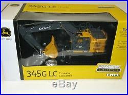 1/50 JOHN DEERE 345G LC EXCAVATOR PRESTIGE COLLECTION NIB free shipping