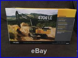 1 50 JOHN DEERE 470G LC EXCAVATOR ERTL