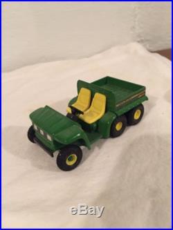 1/64 John Deere Lot Tractor Ripper Hayracks Gator Scraper Excavator Ertl Diecast
