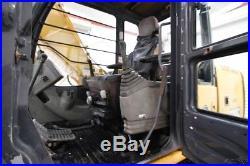 2002 John Deere 120c Steel Track Excavator, 19-6 Dig Depth, 36 Bucket