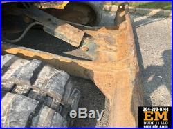 2003 John Deere 50C ZTS Rubber Track Hyd Thumb Midi-Excavator Cab AC Crawler