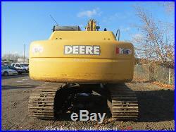 2004 John Deere 160C LC Excavator Hydraulic Thumb Q/C A/C Cab Aux bidadoo