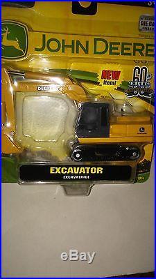 2005 Ertl John Deere Excavator 1/64 Scale Diecast RARE
