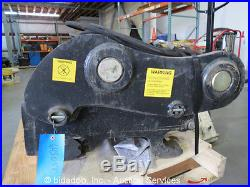 2006 Hydraulic Quick Coupler Excavator Trackhoe Attachment For John Deere 160 LC