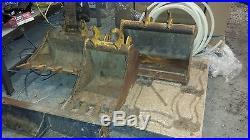 2006 John Deere 27D Minin Excavator 1570 Hours 3 Buckets 2 Spd. Manual Quick Cup