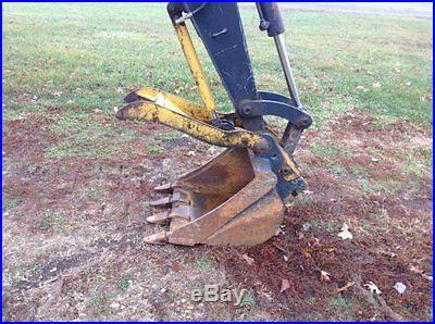 2006 John Deere 50D Excavator