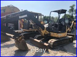 2006 John Deere 50D Hydraulic Mini Excavator Coming Soon