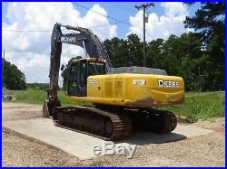 2008 John Deere 350D LC Crawler Excavator