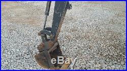 2011 John Deere 27D mini excavator small excavator