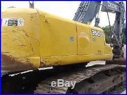 2011 John Deere 350d LC Crawler Excavator