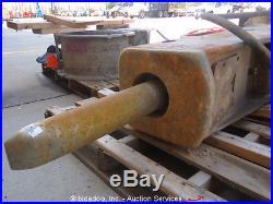 2011 Stanley MB30EXS Excavator Hydraulic Breaker Attachment John Deere 135
