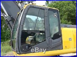 2012 John Deere 200D LC Excavator