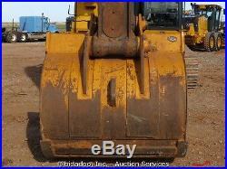 2012 John Deere 350G LC Hydraulic Excavator 60 Bucket Cab Heat A/C 32 Tracks