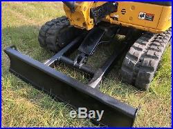 2013 Deere 27D Mini Excavator John Deere 27D Nice Unit L@@K! Financing + Ship