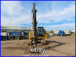 2013 John Deere 135G Hydraulic Excavator Cab Trackhoe Reduced Tail Swing bidadoo