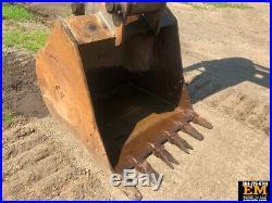 2013 John Deere 250G LC Crawler Excavator Cab AC Diesel ONE OWNER Track JD 250