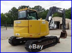 2013 John Deere 85d Hydraulic Excavator