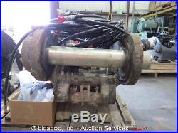 2014 Hydraulic Quick Coupler Excavator Trackhoe Attachment For John Deere 200 LC