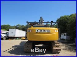 2014 John Deere 290G LC Hydraulic Excavator A/C Cab Aux Hyd bidadoo