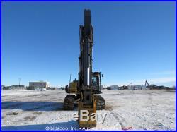 2014 John Deere 350G LC Hydraulic Excavator A/C Cab Q/C Tractor bidadoo