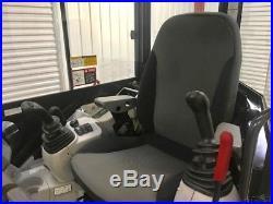 2015 John Deere 35g Cab Mini Track Excavator, Ac/heat, Thumb, Warranty