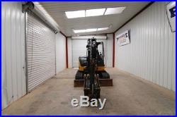 2015 John Deere 50g Mini Track Excavator, Front Aux. Hyd, Thumb