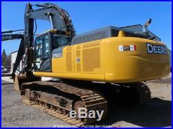 2018 John Deere 350G LC Excavator Hydraulic Thumb Hyd Q/C Aux Trackhoe bidadoo