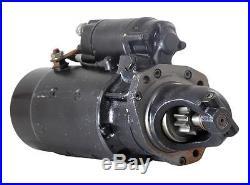 24V STARTER MOTOR JOHN DEERE EXCAVATOR 290D 490 490D 495D 590D 595 595D TY25965