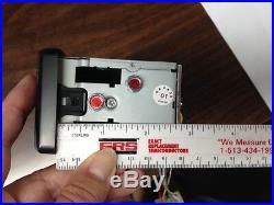 24 volt radio for John Deere or HITACHI Excavator / Trackhoe AM/FM/WB/USB/Aux In