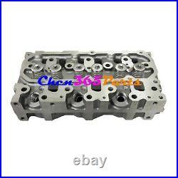 3TNV70 3D70 Cylinder Head w Valves for Yanmar 3TNV70-HGE 3TNV70-XBV 3TNV70-ASA