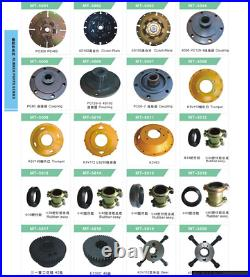4239375 rubber, coupling with hub FITS HITACHI EX120-2 EX100-2 JOHNDEERE 490E