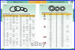 4448396 Arm Cylinder Seal Kit Fits John Deere 120C 135C