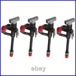 4X Fuel Injectors for John Deere 6068T Excavator 190E 290D 70D Forklift 482C