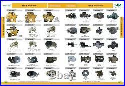 4tnv88 4tnv88t Engine Rebuild Kit Fits Yanmar, John Deere, Komatsu, Takeuchi