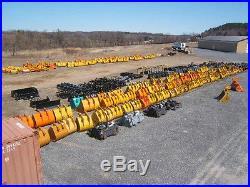 68 Cat Hitachi John Deere Farm Excavator Root Rake
