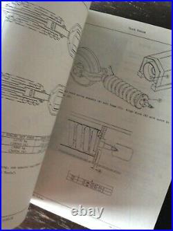 790 792 Technical Shop Repair Manual John Deere Excavator Service Guide Book