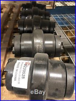 9239528 Bottom Roller John Deere 50D MINI EXCAVATOR LOWER RUBBER TRACK QTY 1