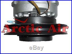 AC A C A/C Compressor Fits CHEVY/GMC JOHN DEERE 450CLC 600CLC 800DLC Excavator