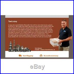 AP35243 New Oil Cooler Made to fit John Deere JD Excavator Model 160LC