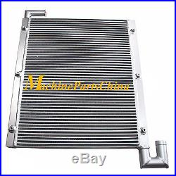 AT154977 Aluminum Hydraulic Oil Cooler for John Deere 490E Excavator