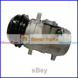A/C Compressor SE501461 for John Deere Excavator 595D 690C 690D 790 790D 892DLC
