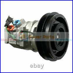 A/C Compressor X4436025 For Komatsu & John Deere Hitachi 600CLC Excavator