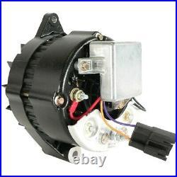 Alternator For John Deere Backhoe Loader 510 510B 510C 610B 610C AMO0071