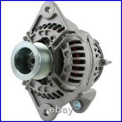 Alternator For John Deere Crawler 700J, 750J, Excavator 120D, 160DLC ABO0372