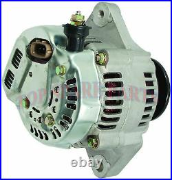 Alternator for John Deere New Holland Excavator 27B Yanmar 3TNV82 3TNV88 4TNE84