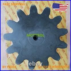 At154065 Shaft Prot, Slewing Pinion Fits John Deere 490e Swing Reduction, Device